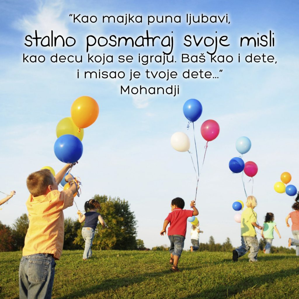Mohanji Quote In Serbian – Like A Loving Mother