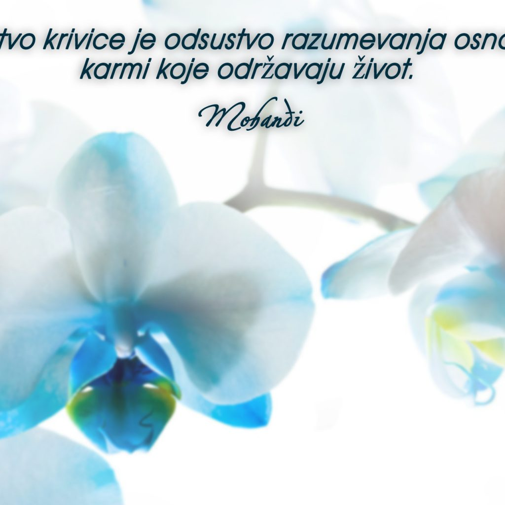 Mohanji Quote In Serbian – Presence Of Guilt Is