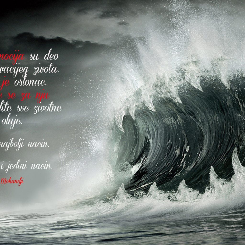 In Storms Hold On To Faith SJ